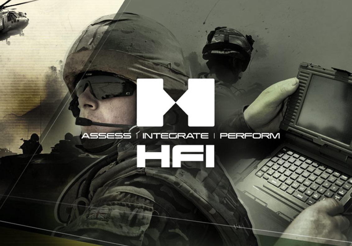 HFI Corporate Identity and Literature portfolio image