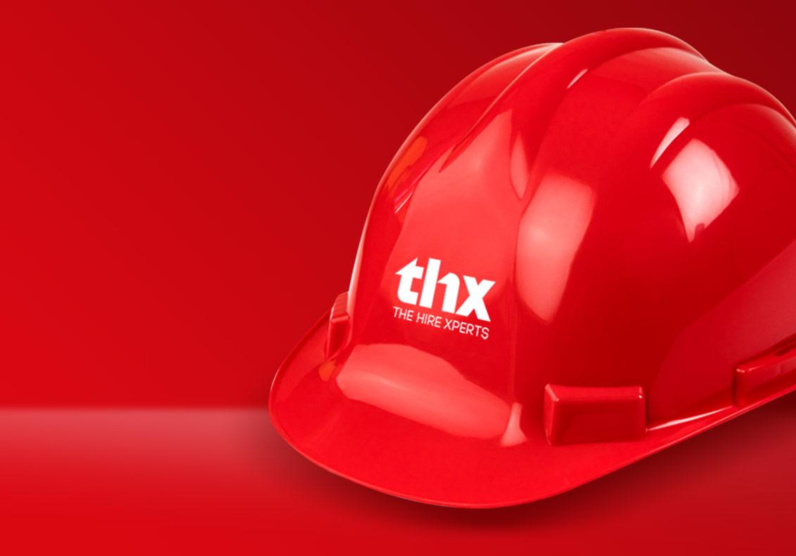 THX Full Marketing Material and Rebrand portfolio image