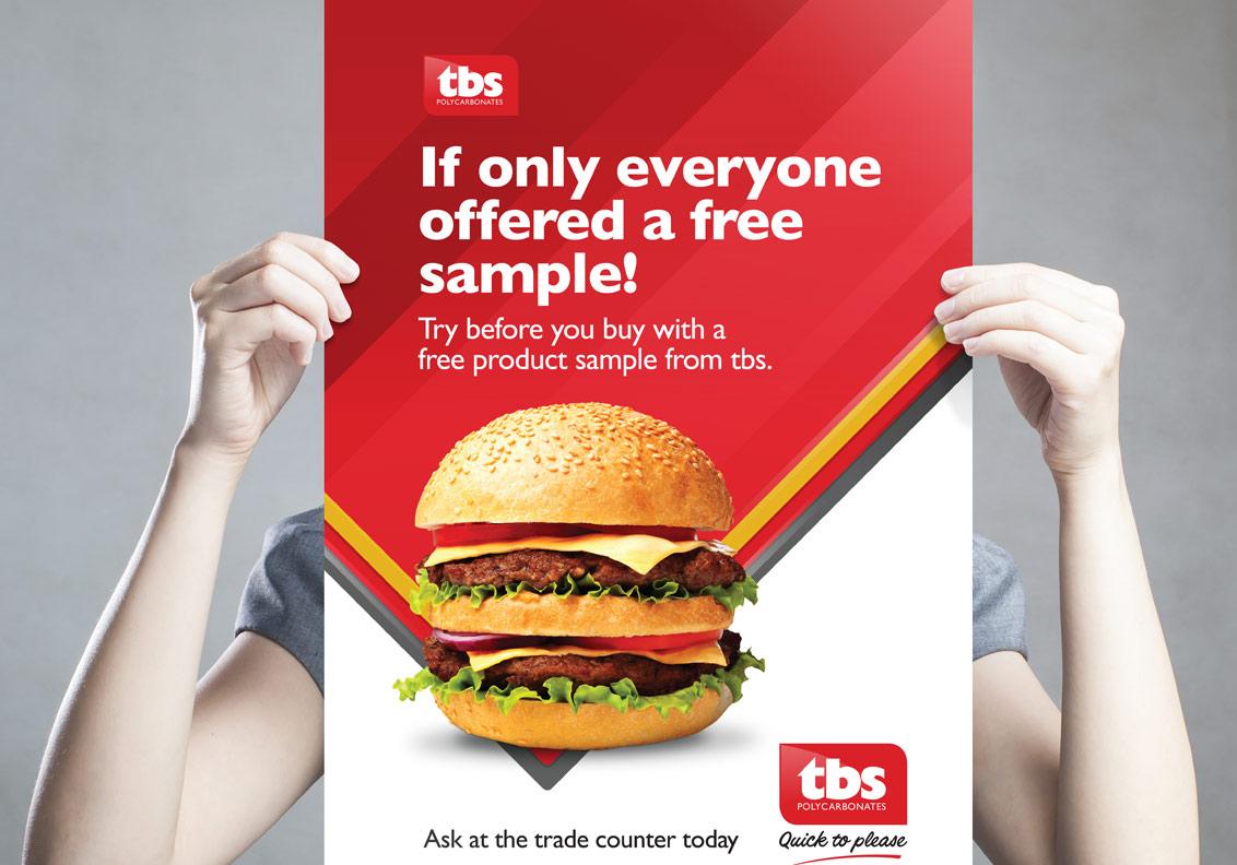 TBS Full marketing Material portfolio image