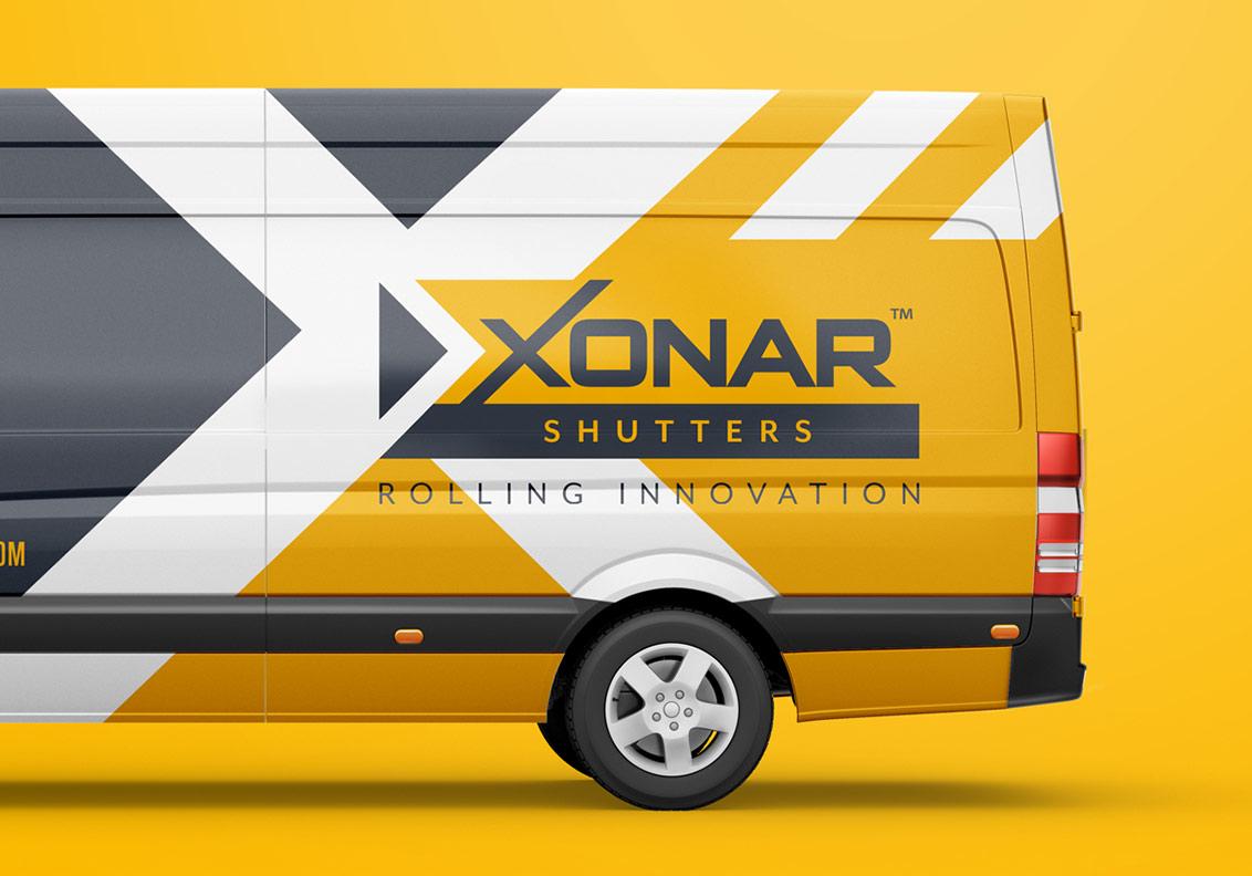 Xonar Branding Project